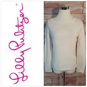 Lilly Pulitzer White Label Sweater